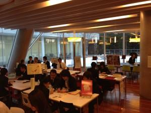 新潟薬科大学企業説明会201212